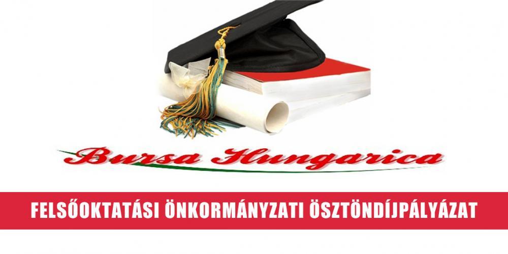 Bursa Hungarica 2022 - Felsőoktatási Önkormányzati Ösztöndíjpályázat